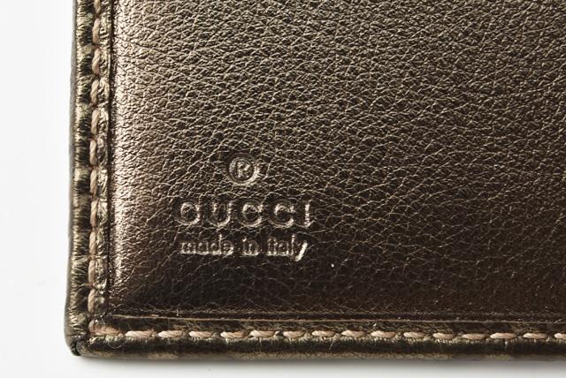 グッチ GUCCI 財布
